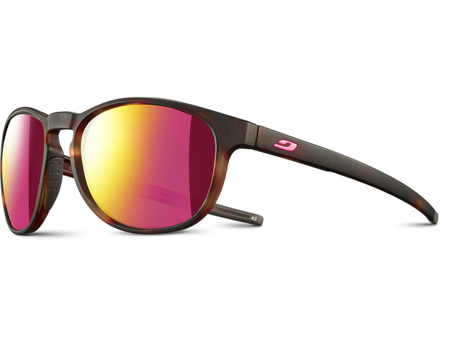 Julbo Elevate Spectron 3CF Sunglasses tortoise brown/pink